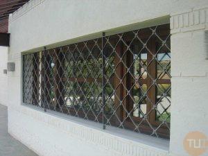 Verja de hierro ventana